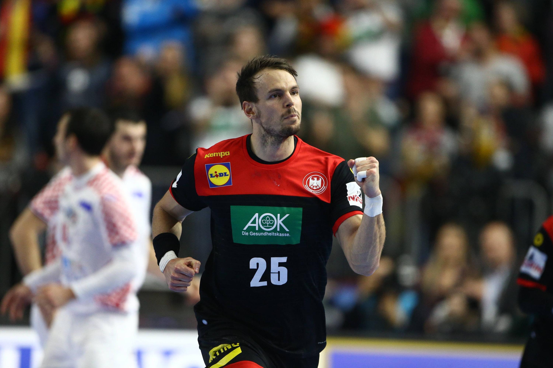 Bild zu Handball, WM, Deutschland, Dänemark