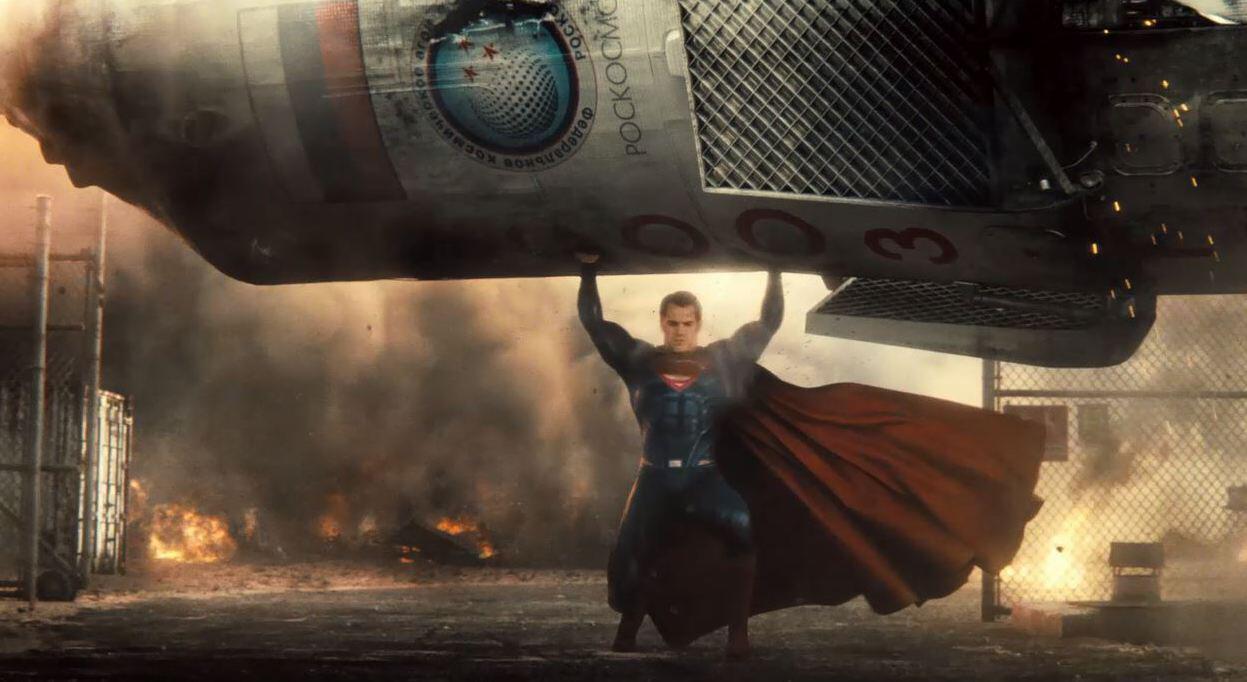 Bild zu Superman