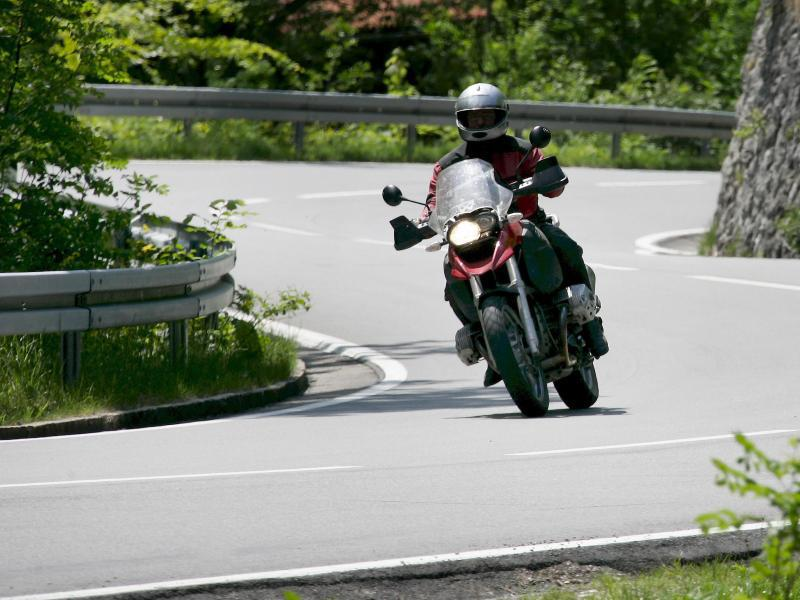 Bild zu Der Traum von einer Motorradtour