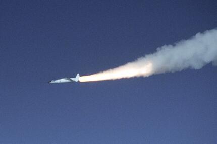 Überschallflugzeug X-43