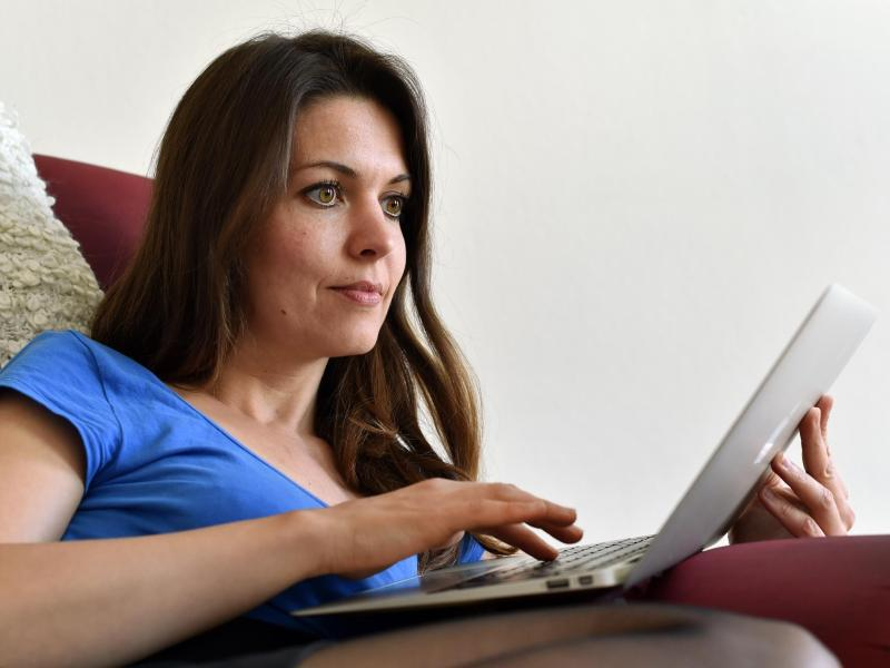 Bild zu Jobsuche im Internet