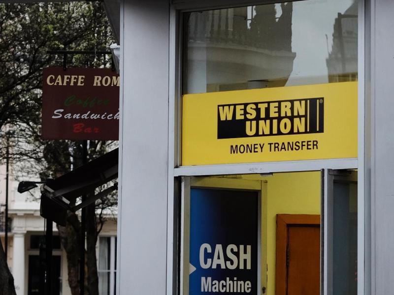 Bild zu Bargeldtransferdienst Western Union