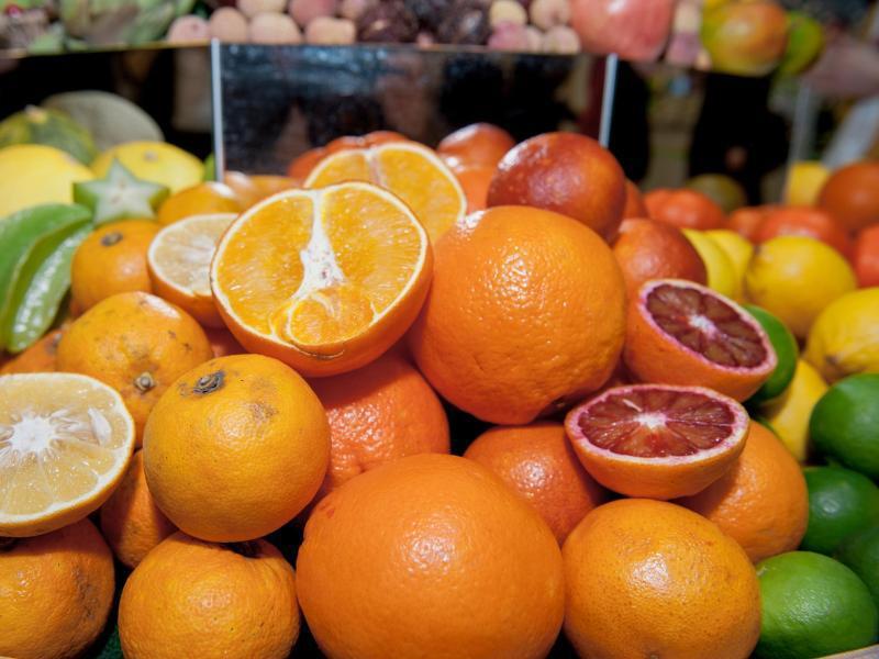 Bild zu Zitrusfrüchte statt Vitamin-C-Pillen