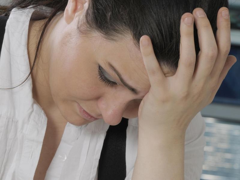 Bild zu Kopfschmerzen vorbeugen