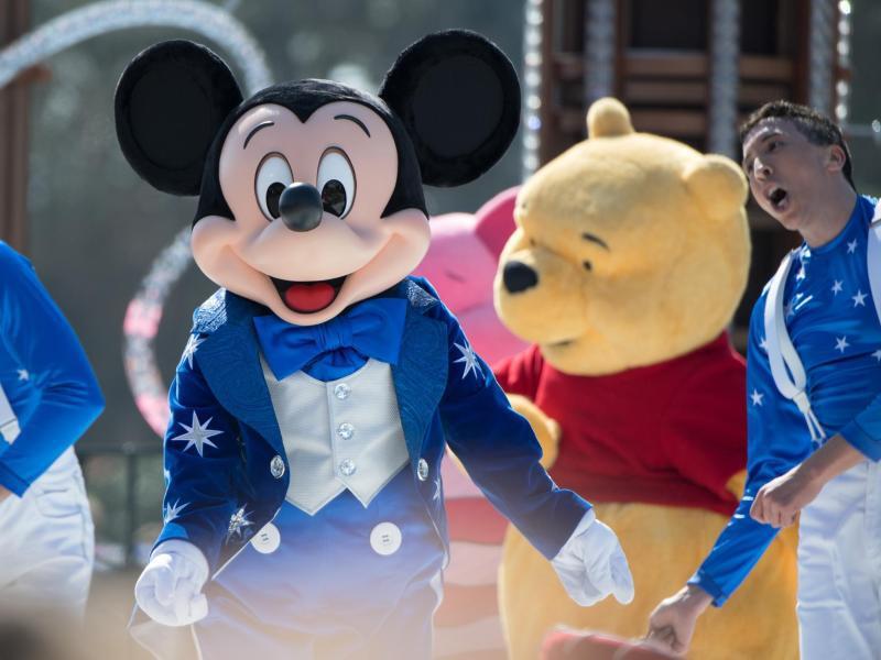 Bild zu «Happy Birthday, Disneyland Paris»