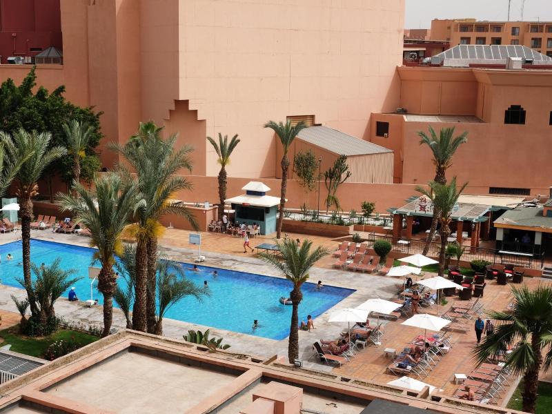 Bild zu All-Inclusive-Hotel