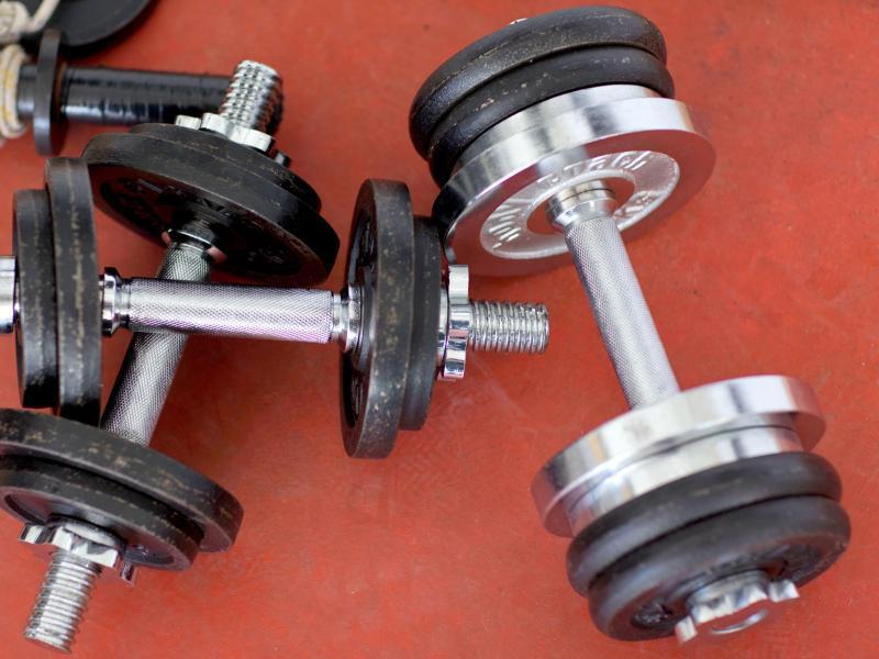 Bild zu Geräte für den Kraftsport