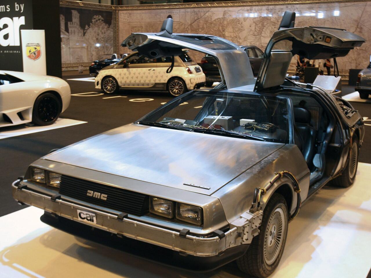 Bild zu DeLorean DMC-12