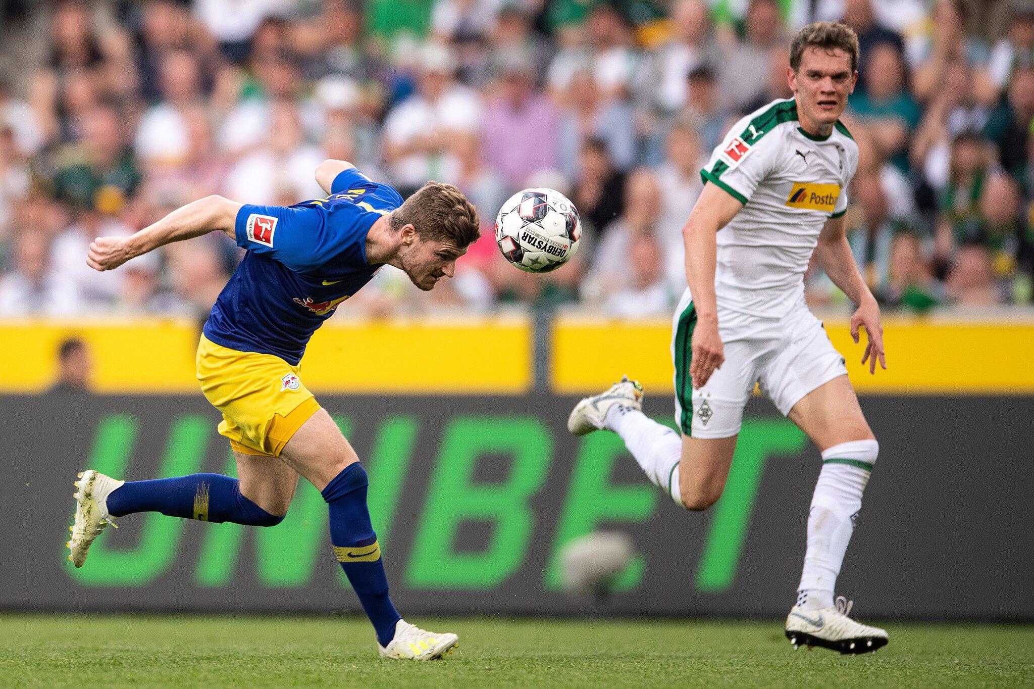 Bild zu Borussia Mönchengladbach - RB Leipzig