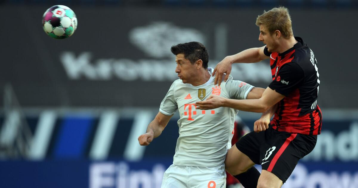 Frankfurt schockt den FC Bayern - neue Spannung im Titelkampf - WEB.DE News