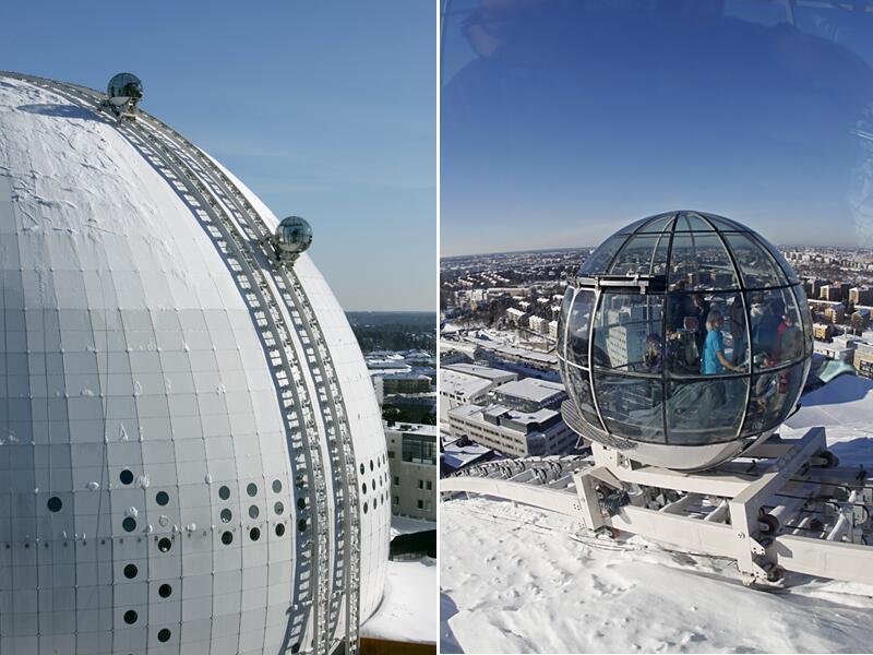 Bild zu SkyView in Stockholm