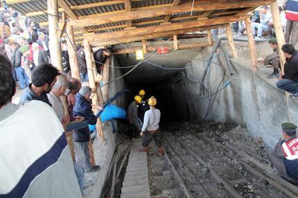 Eingang zur Mine