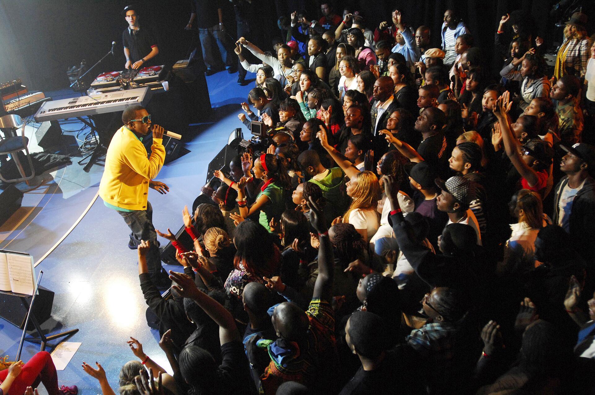 Bild zu Kanye West, live