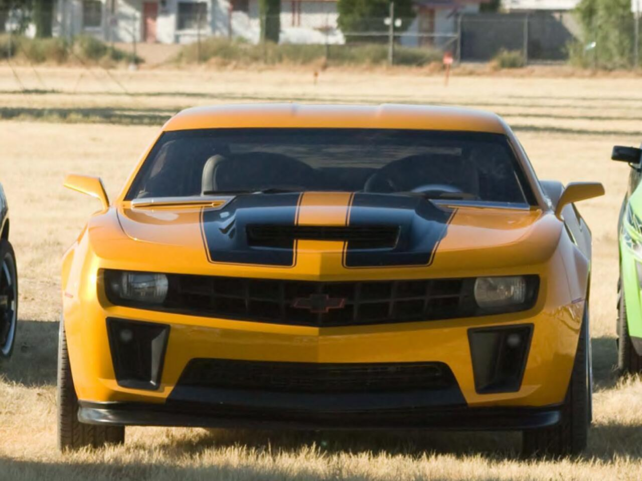 Bild zu Chevrolet Camaro Bumblebee