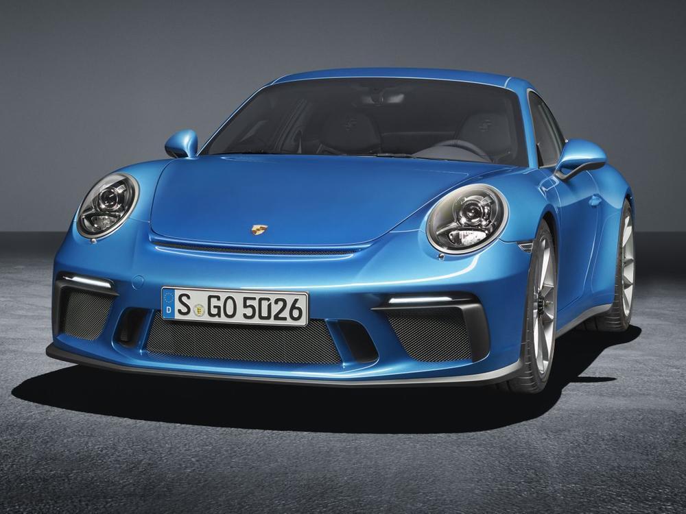 Bild zu Porsche 911 GT3 mit Touring-Paket