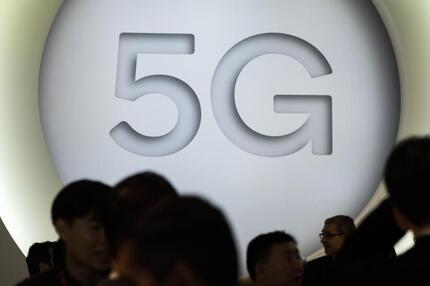 5G ist ein großes Messethema