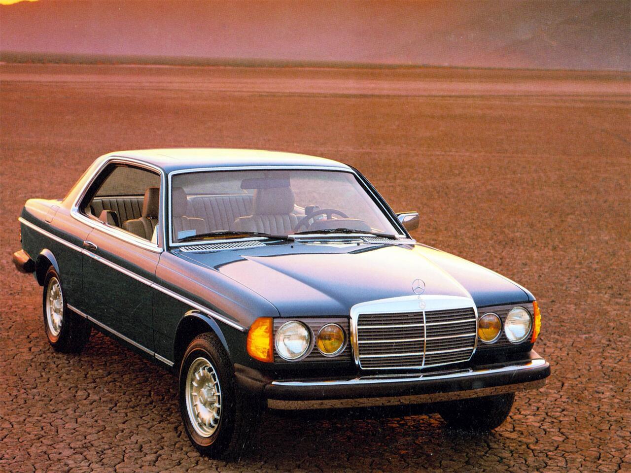 Bild zu Mercedes-Benz W123
