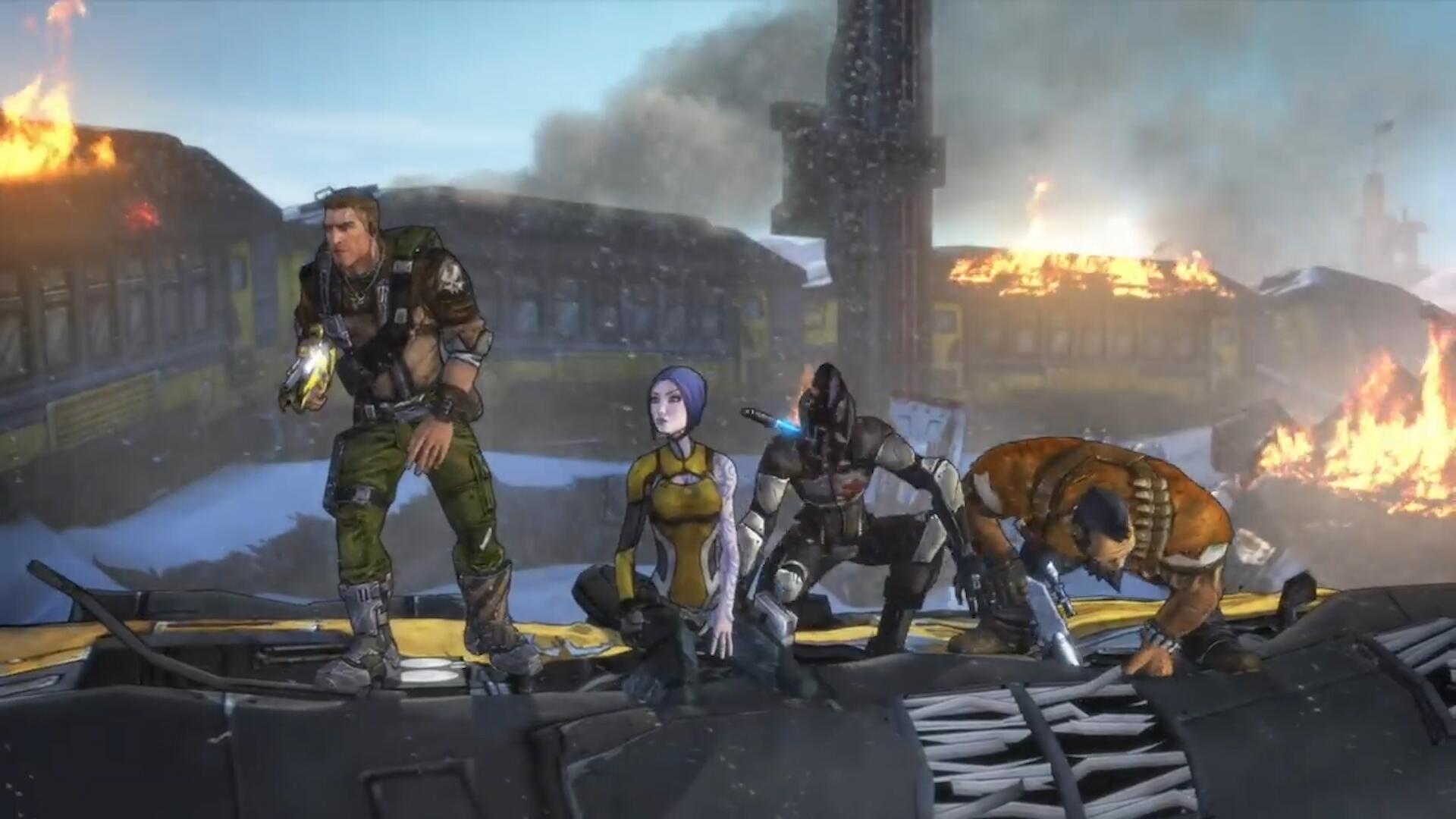 Bild zu Borderlands 2 bekommt ein kostenloses DLC-Patch.