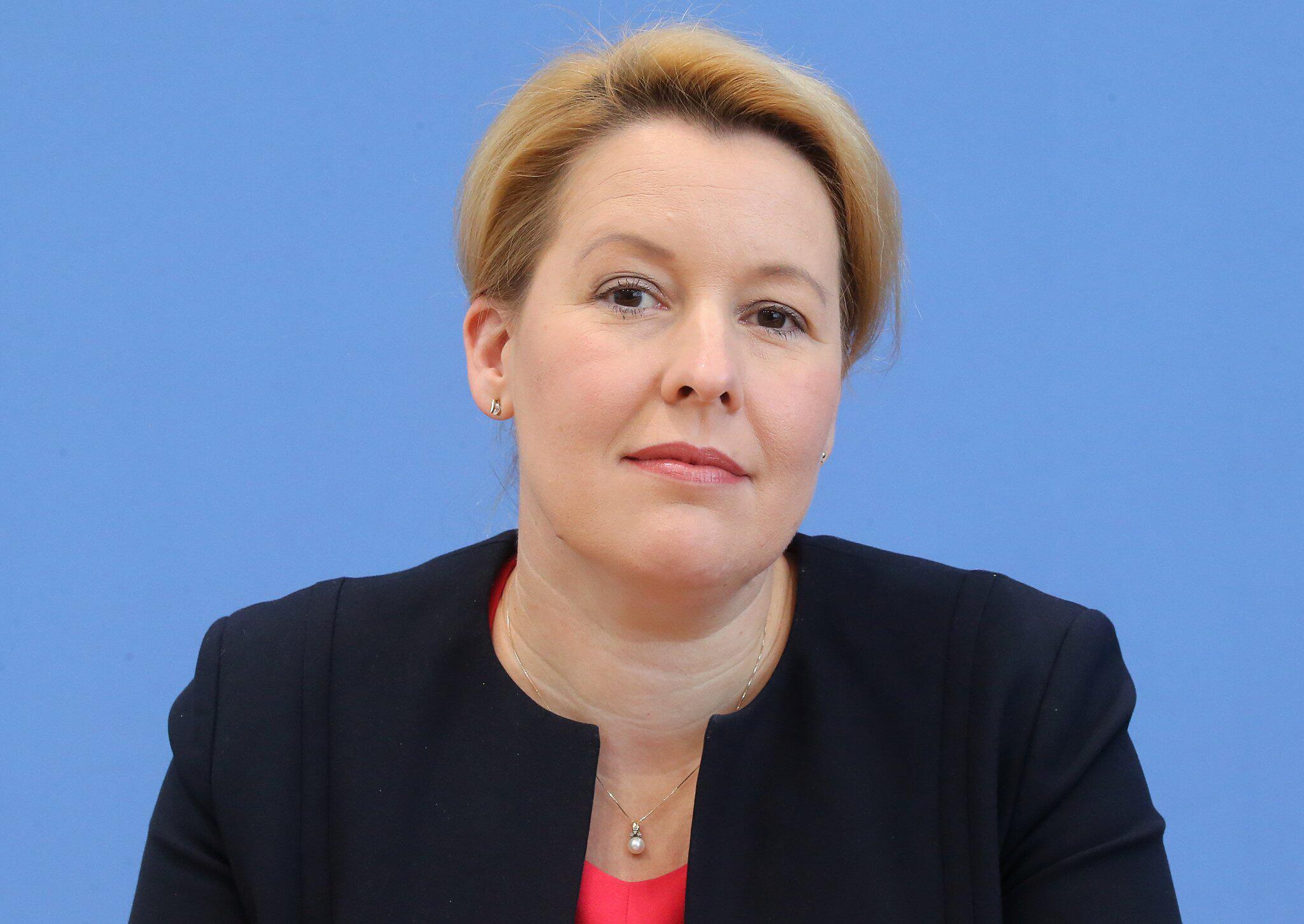 Bild zu Giffey will nicht als SPD-Chefin antreten