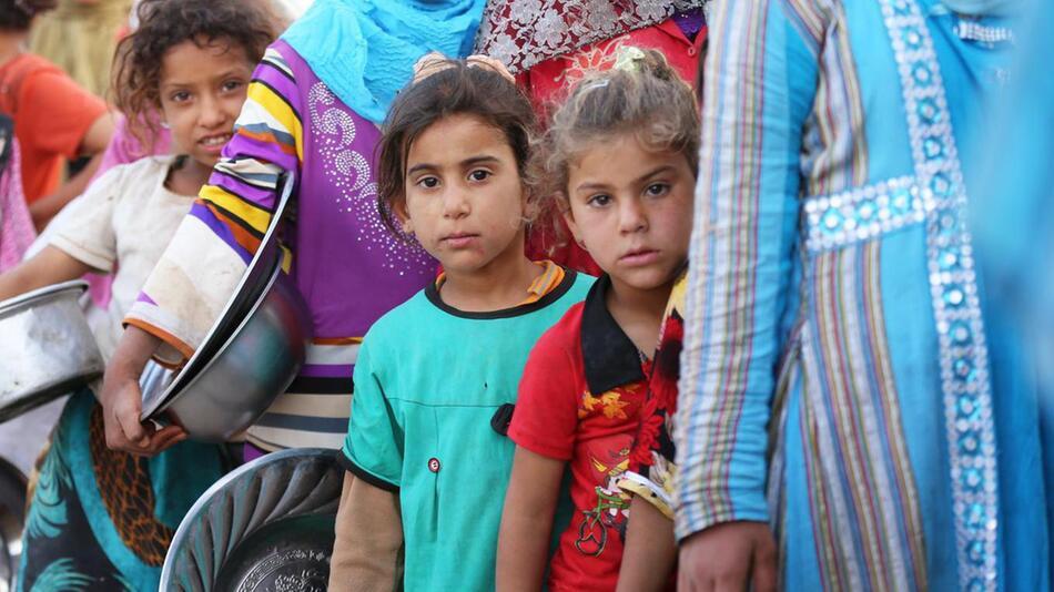 UNICEF, Nothilfe, United Internet for UNICEF