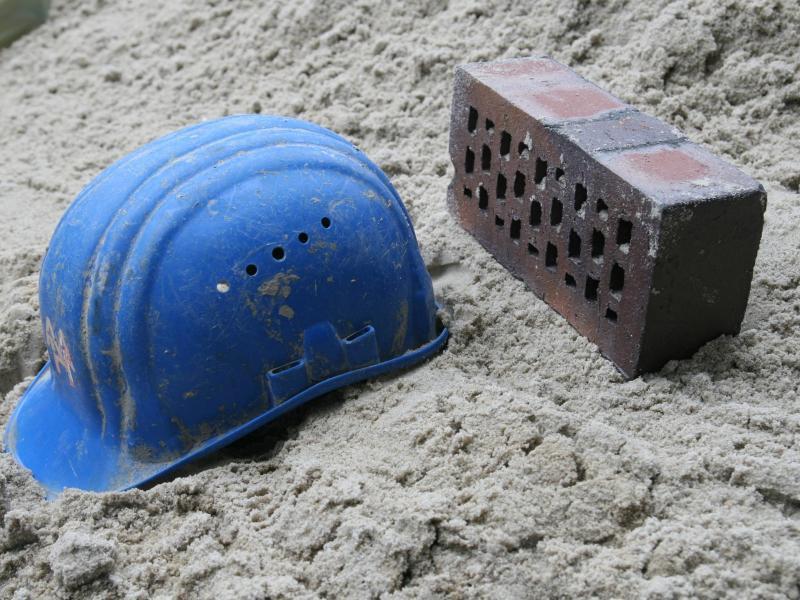 Bild zu Baustelle