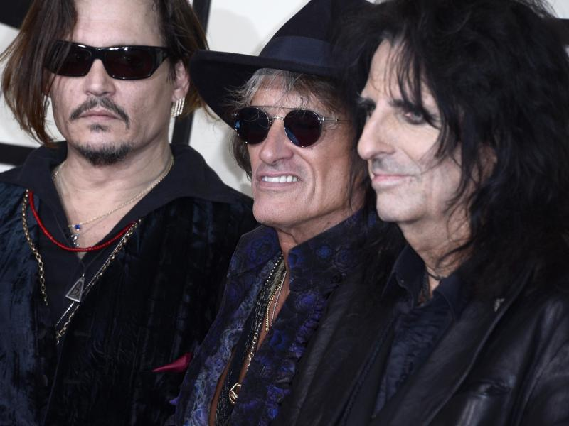 Bild zu Hollywood Vampires