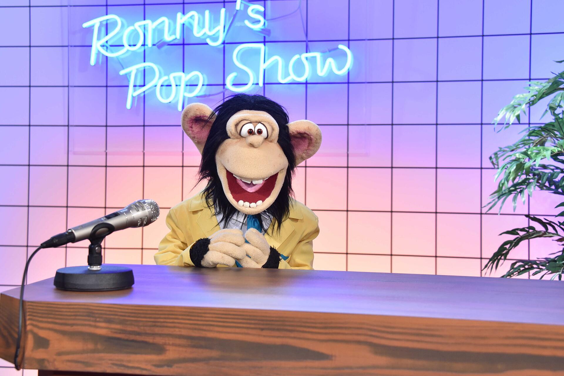 Bild zu Ronny's Pop Show, Comeback, Reboot