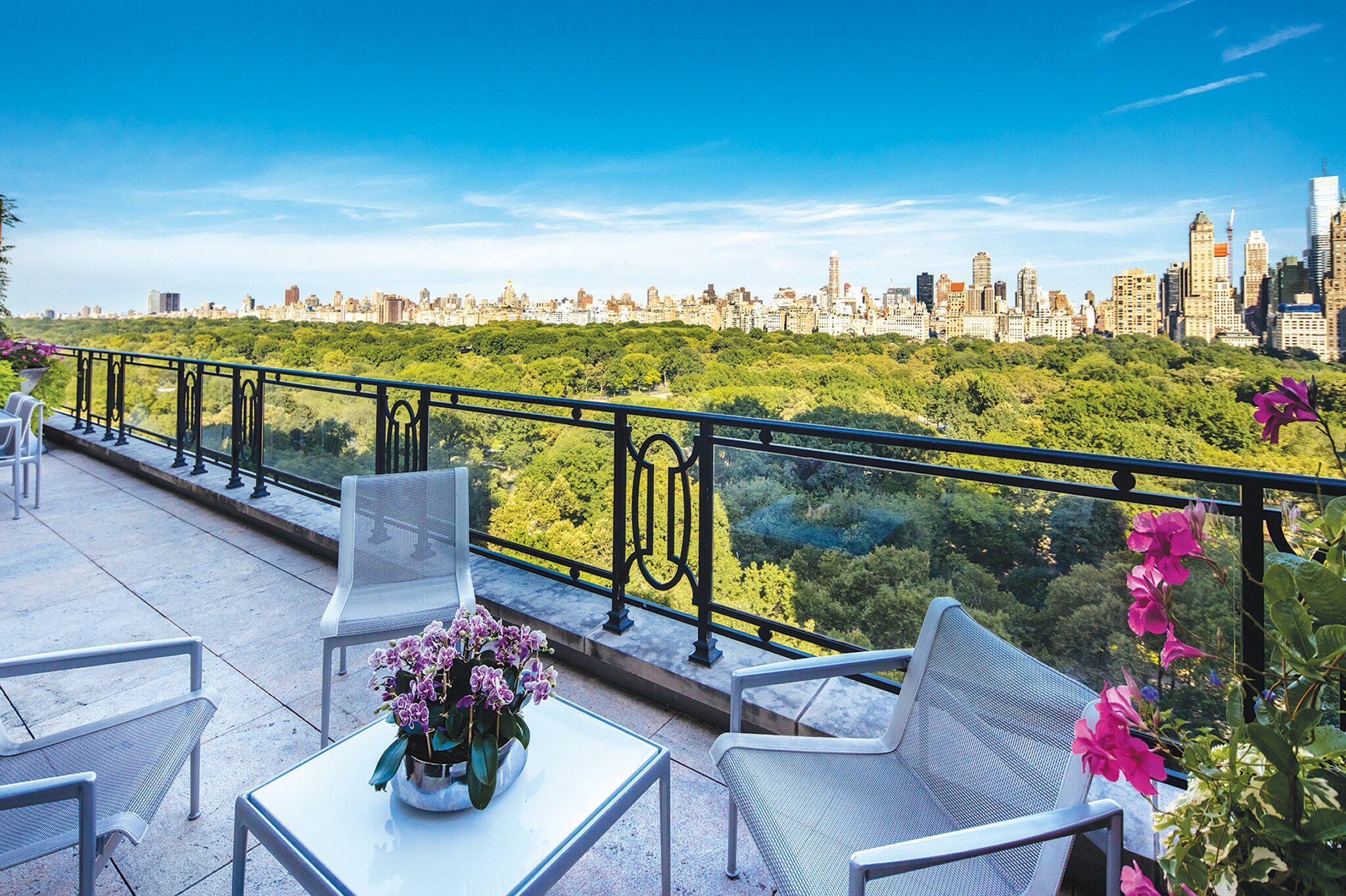 Bild zu Sting will New Yorker Luxuswohnung verkaufen