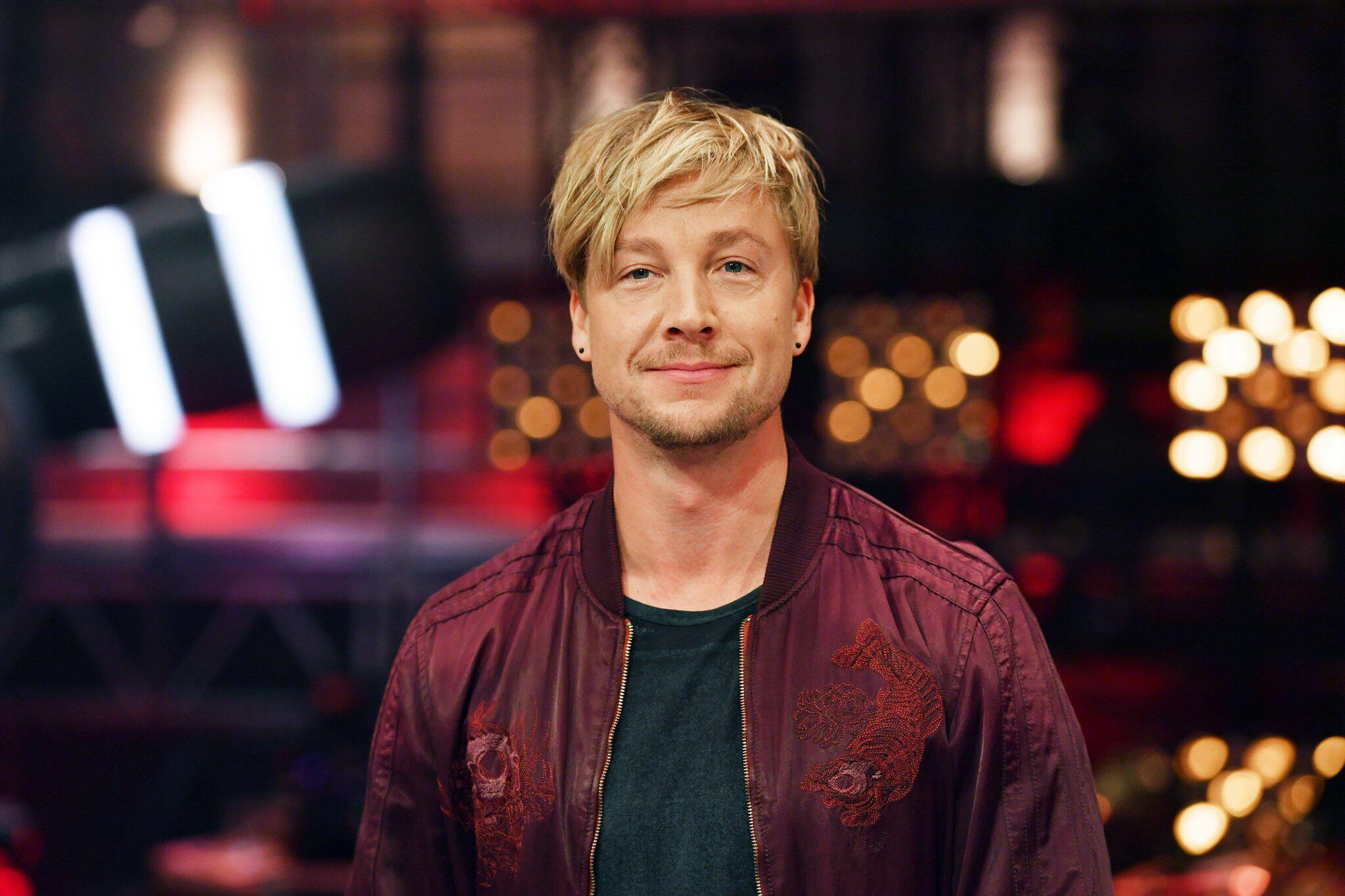 """Bild zu ProSiebenSat.1-Show """"The Voice of Germany"""" - Samu Haber"""