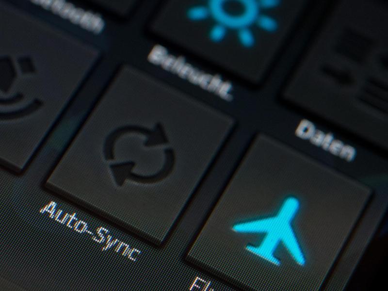 Bild zu Flugmodus im Handy