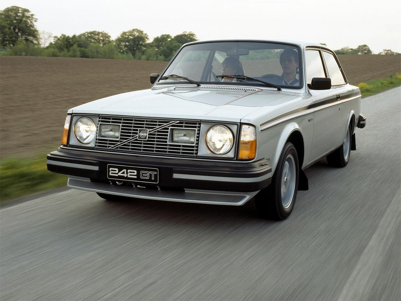 Bild zu Volvo 242 GT