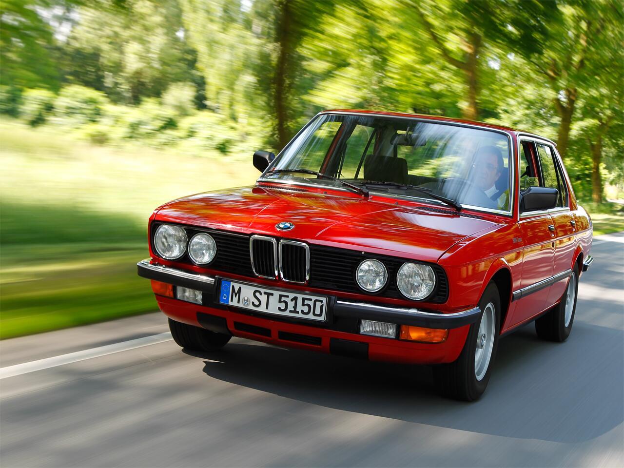 Bild zu BMW 524 TD