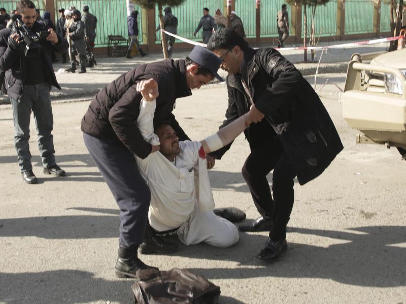 Bild zu Anschlag in Kabul