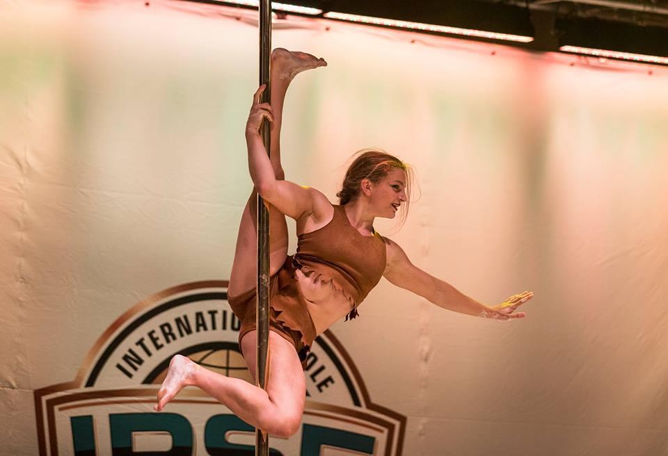 Bild zu Pole Dance, Weltmeisterschaft, Chroeographie