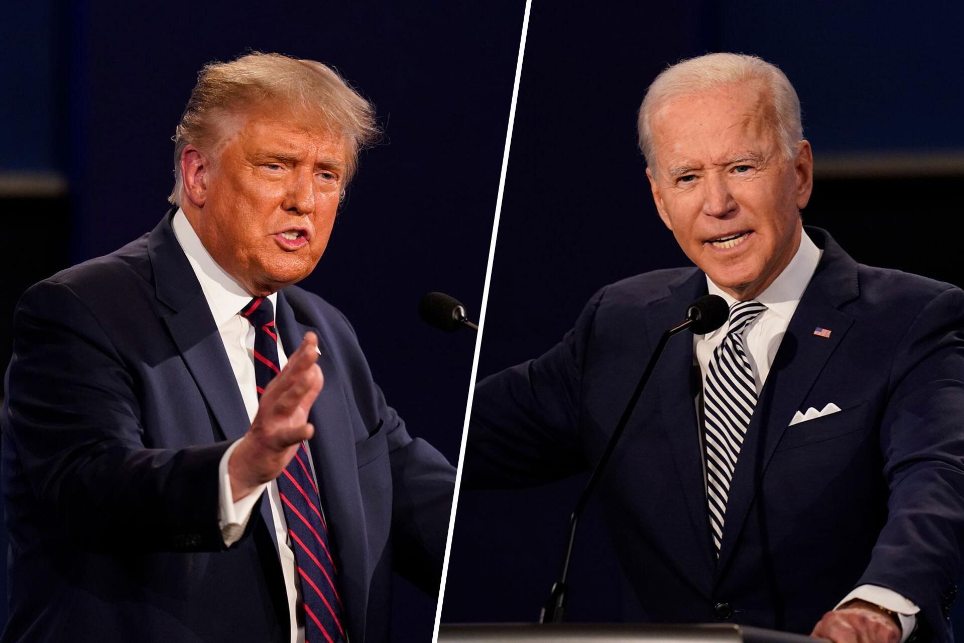 Bild zu Mikro der Kandidaten wird bei TV-Duell teils stummgeschaltet