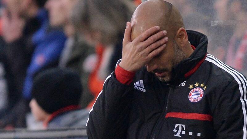 Pep Guardiola: Testspiel Red Bull Salzburg - FC Bayern München