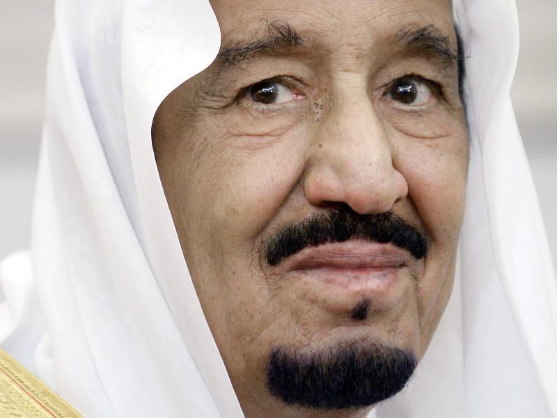 Bild zu Saudischer König Salman