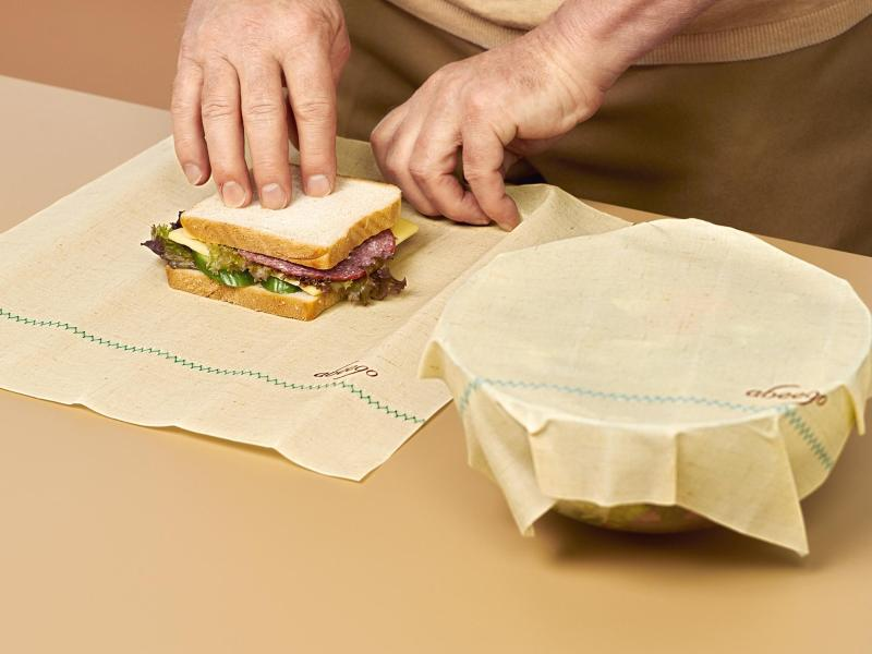 Bild zu Kompostierbare Tücher