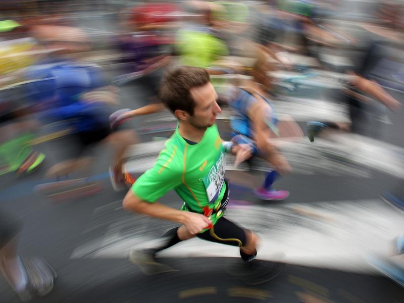 Bild zu Karriere ist wie ein Marathon