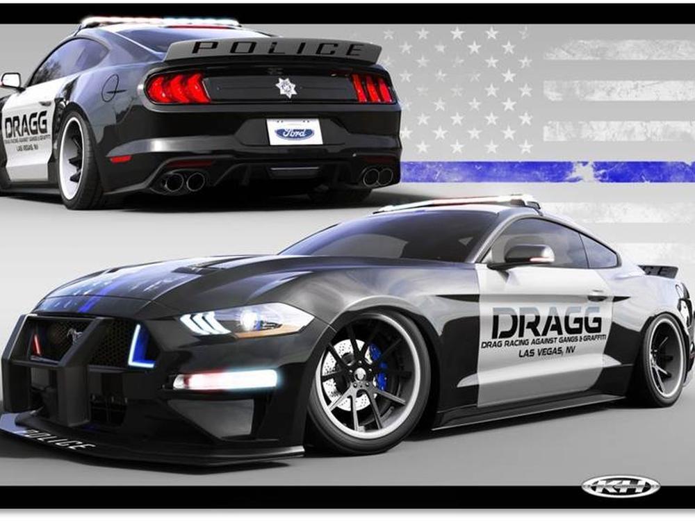 Bild zu Mustang Fastback by DRAGG