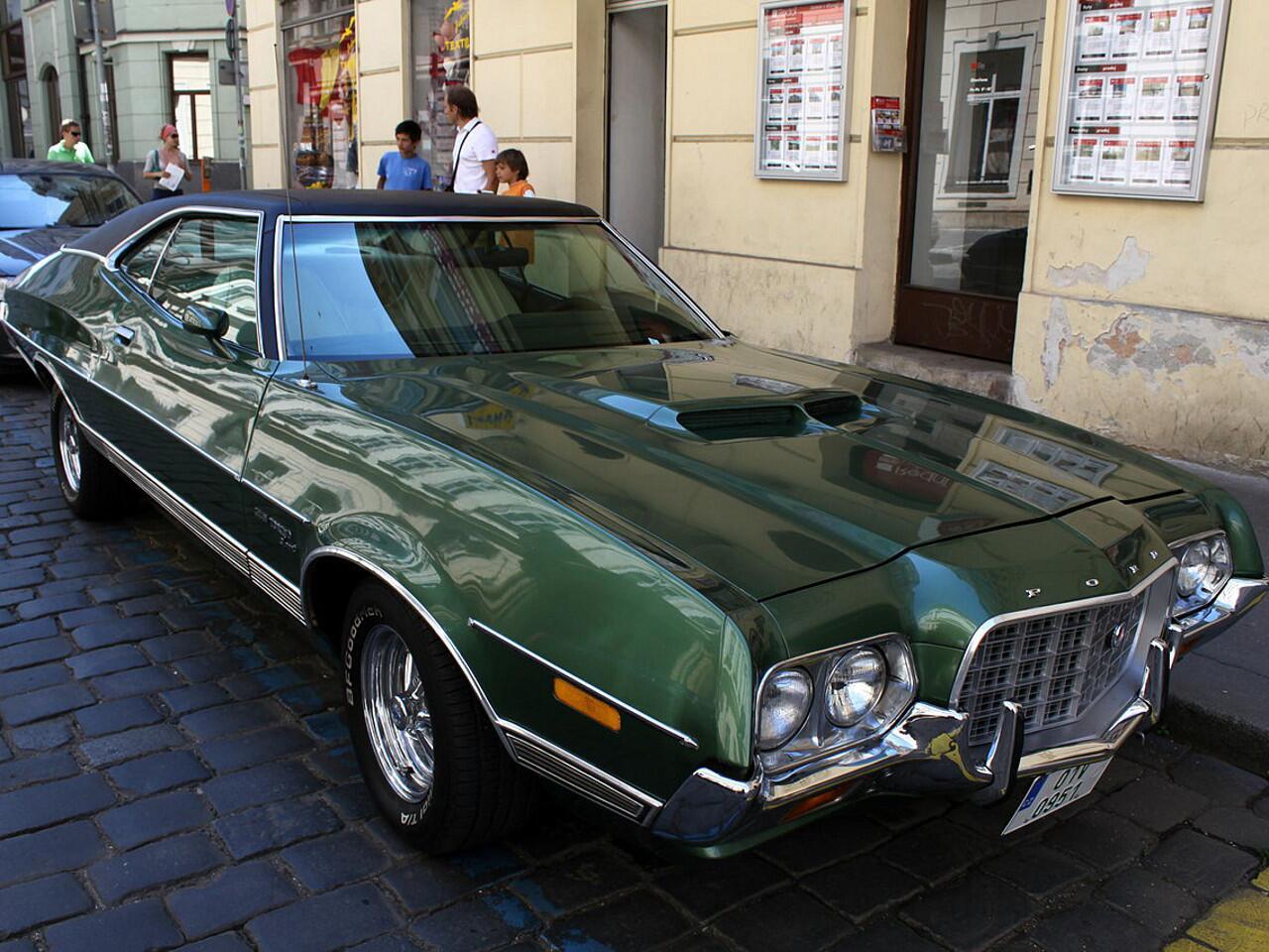 Bild zu Ford Gran Torino