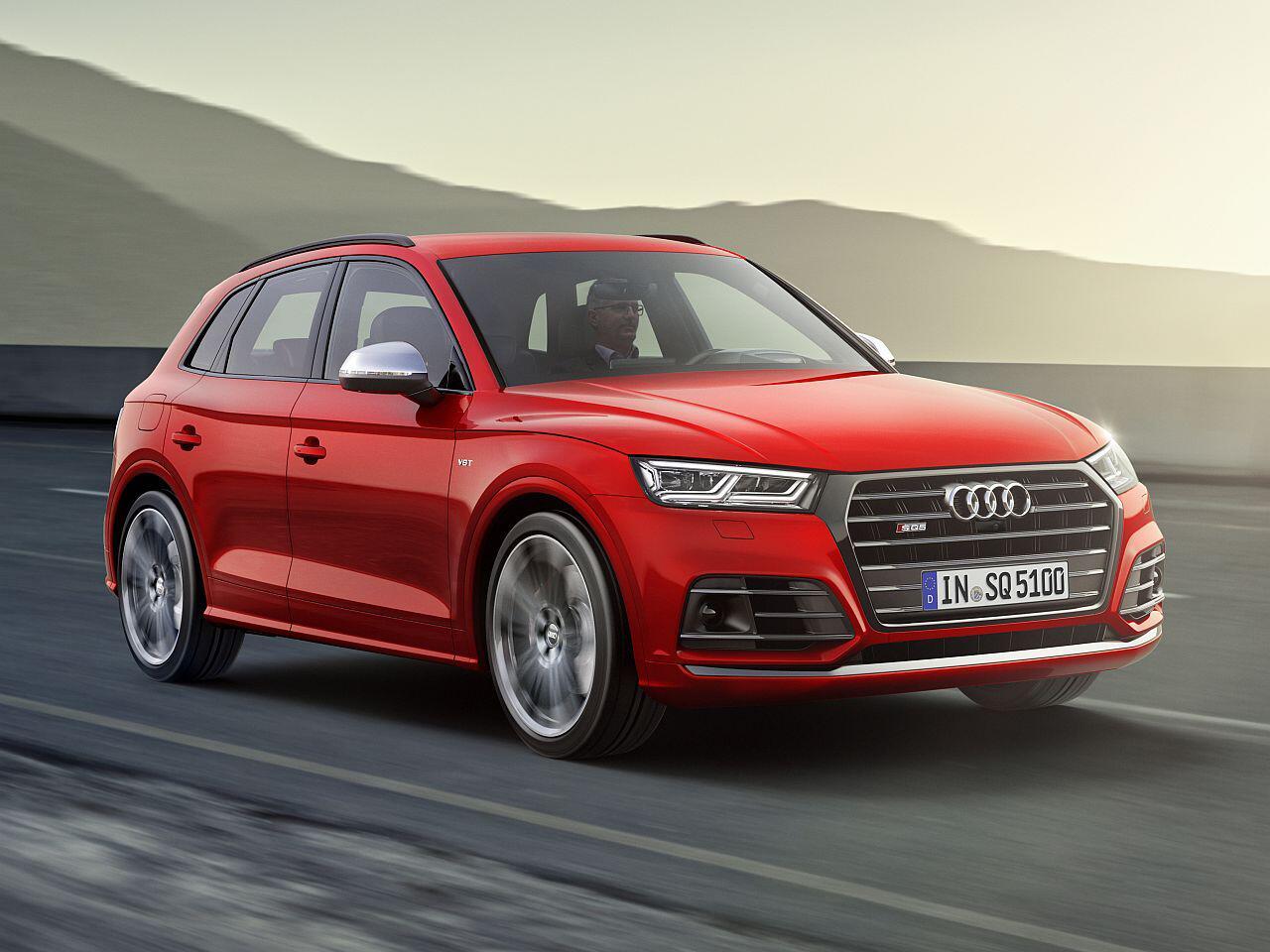 Bild zu Audi Q5