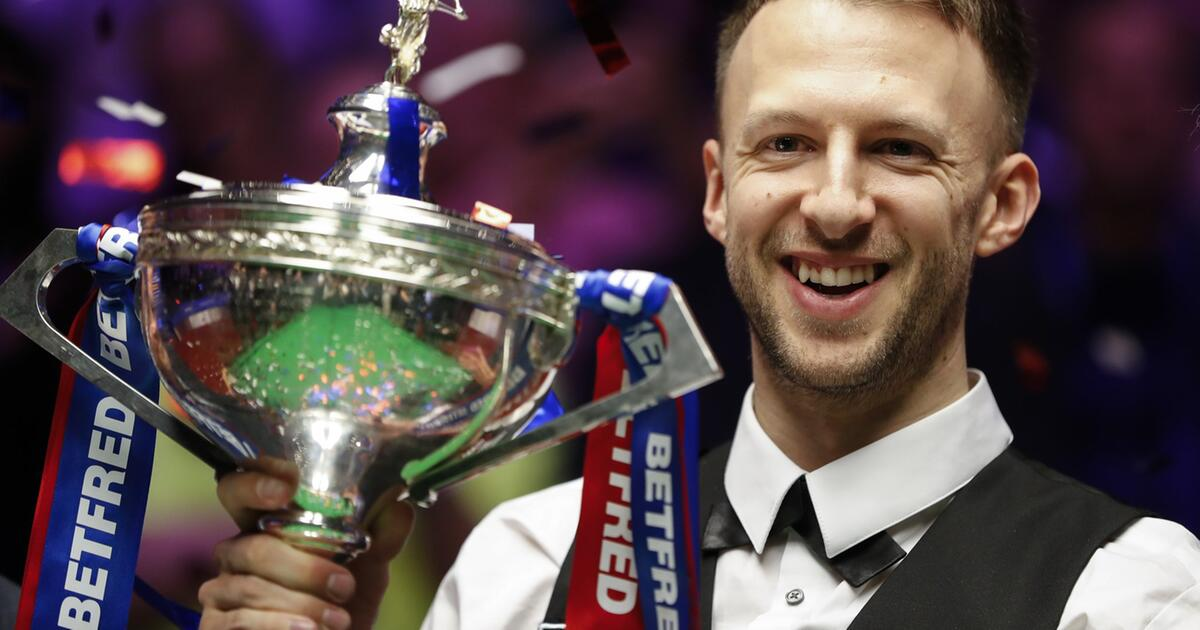 Weltmeister Snooker