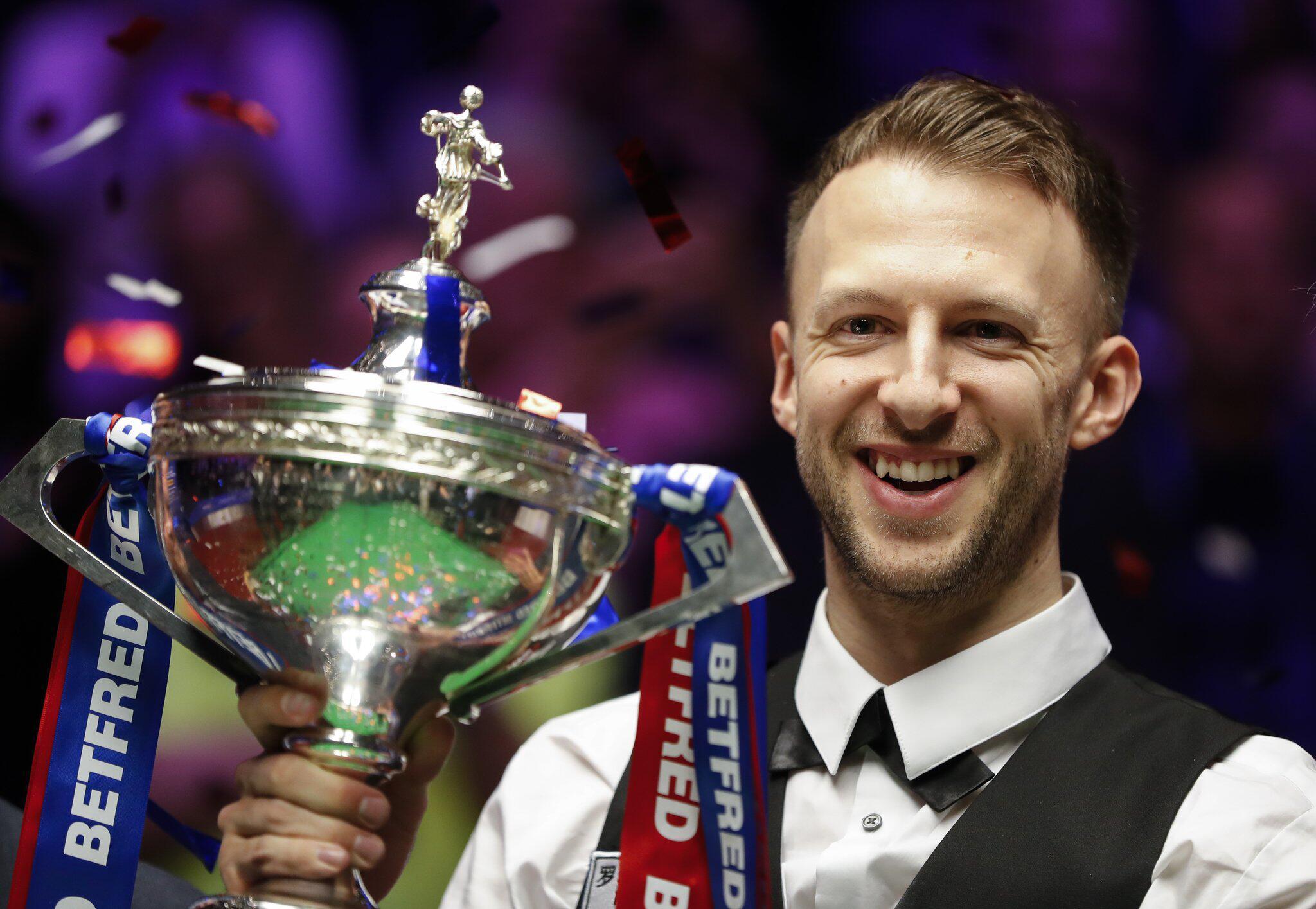 Bild zu Judd Trump, Snooker, WM, Finale, Sheffield