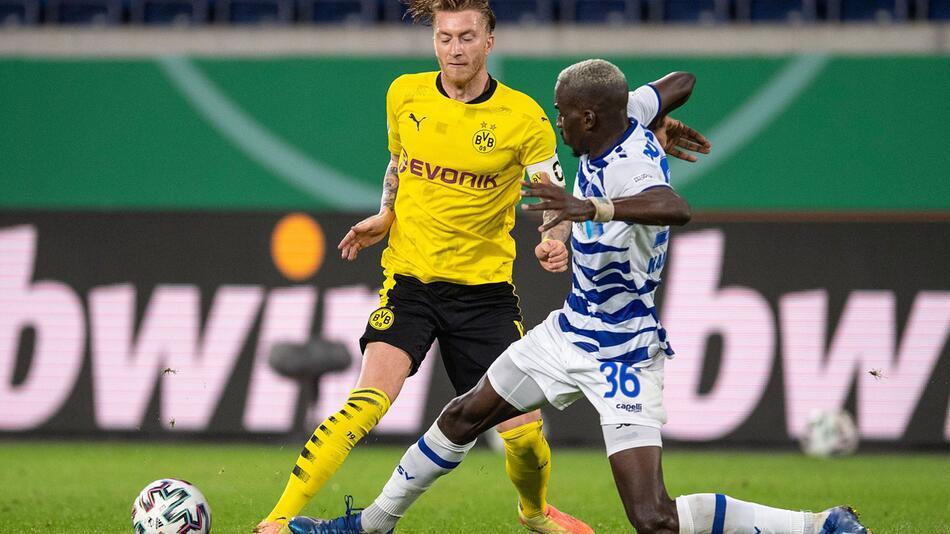 MSV Duisburg - Borussia Dortmund