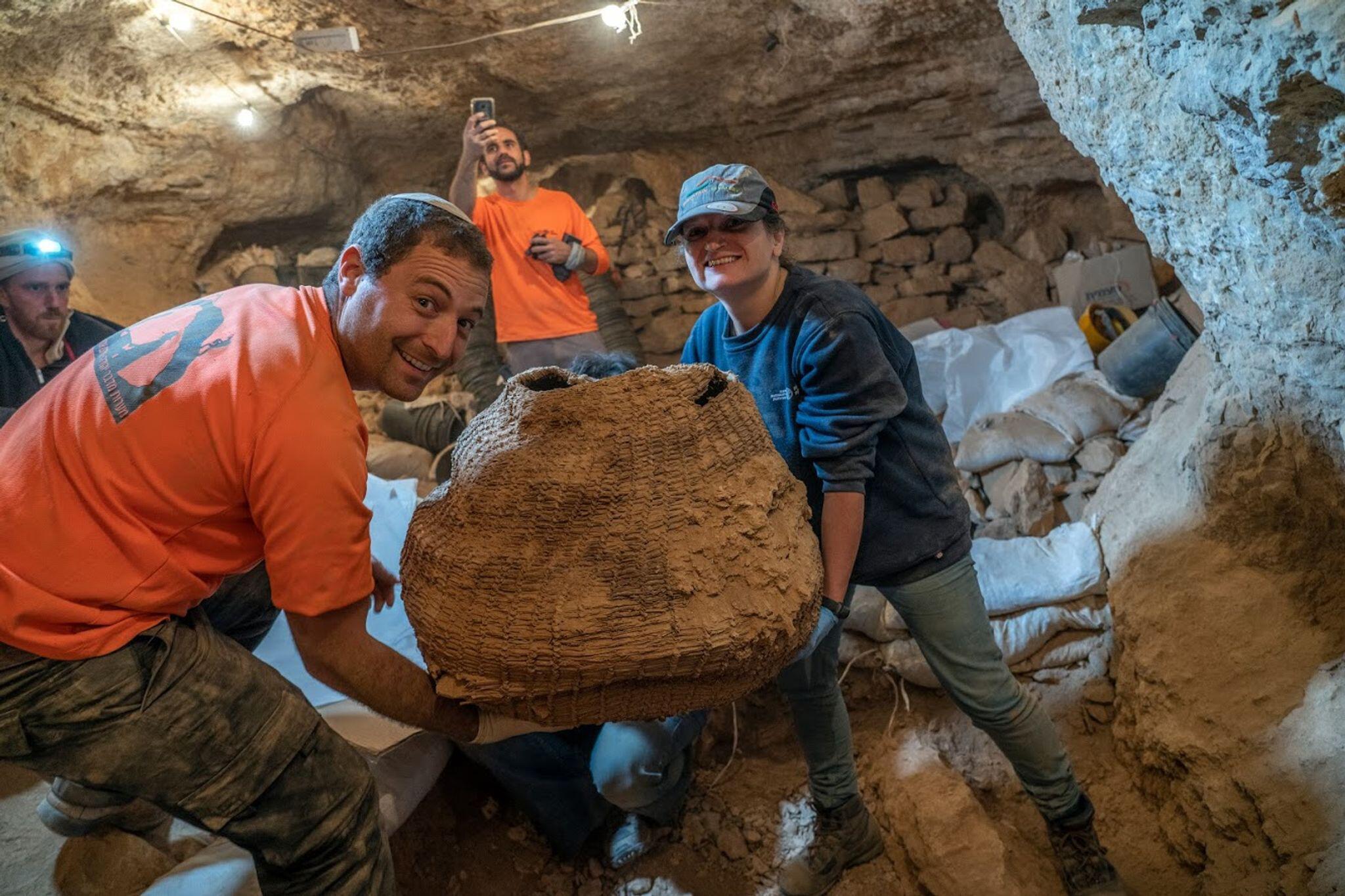 Bild zu Archäologische Funde in Israel