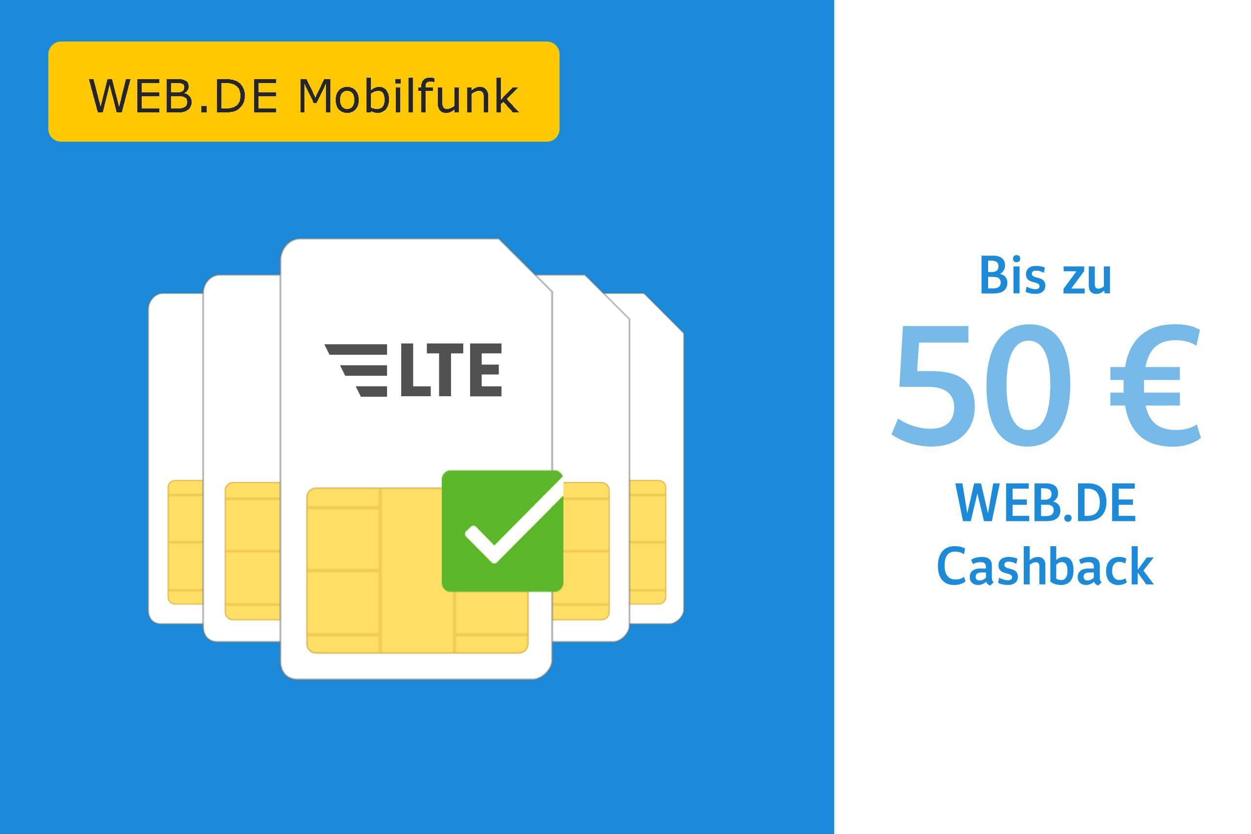 Bild zu WEB.DE All-Net & Surf Flex 300