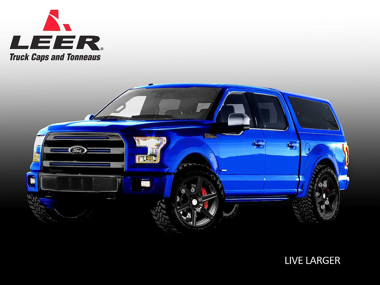 Bild zu Ford F-150 Leer Edition Outdoorsman