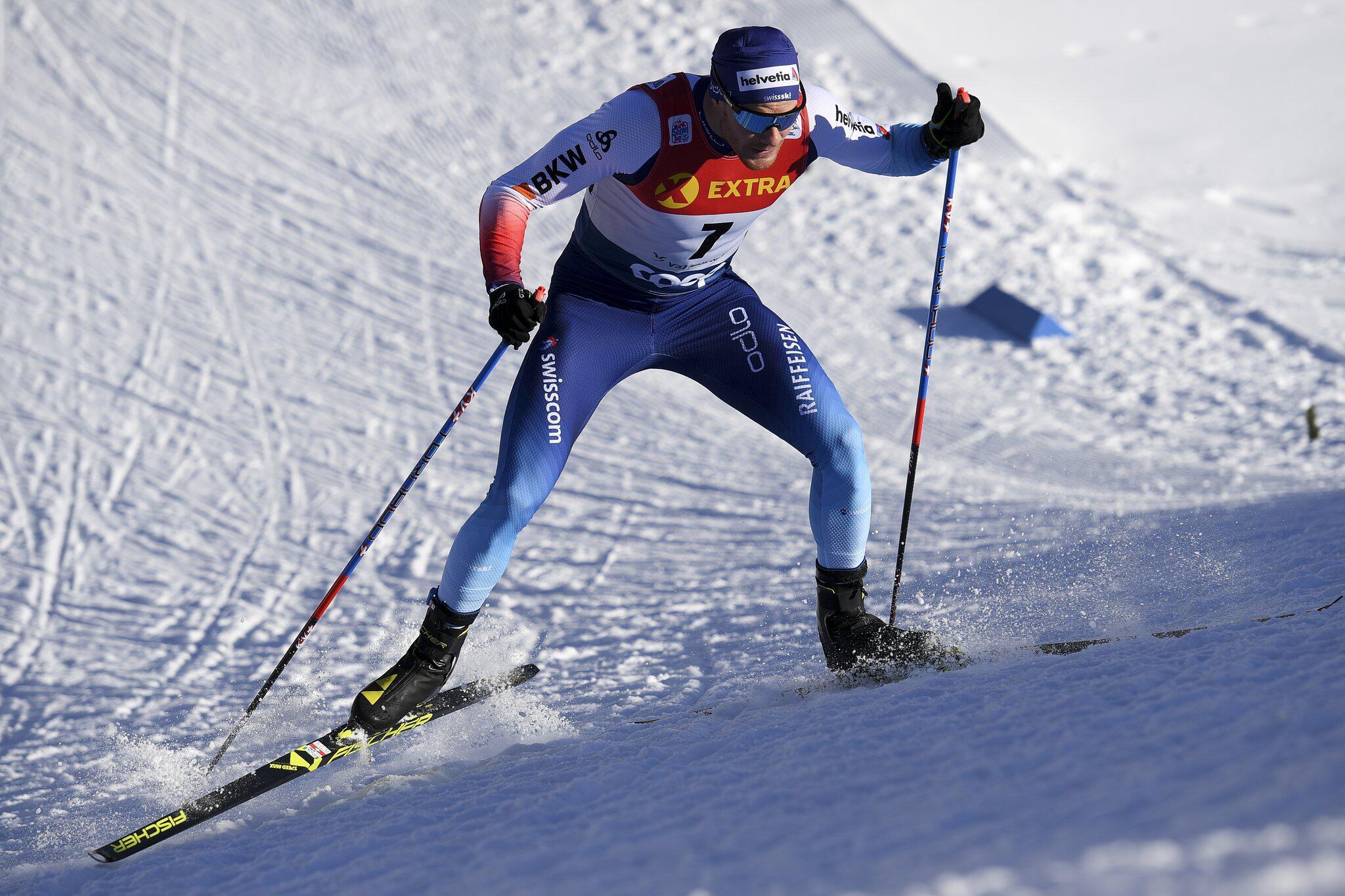 Bild zu Dario Cologna, Tour de Ski