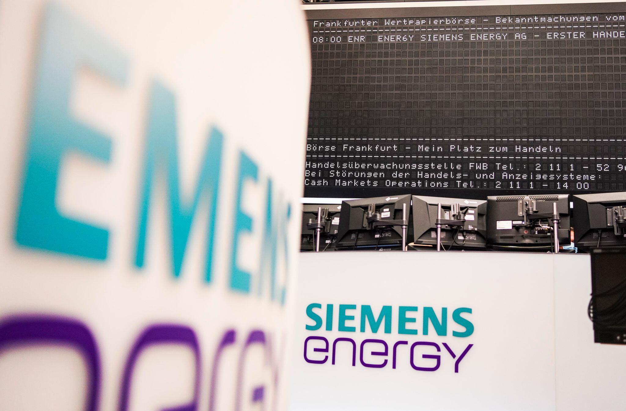 Kraftwerkssparte betroffen: Siemens Energy baut 7800 Stellen ab